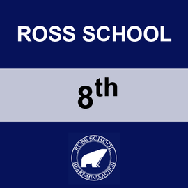 ROSS SCHOOL | 8TH GRADE <br/> WEDNESDAYS | TRADITIONAL <br/> PIZZA FROM STEFANO'S PIZZERIA