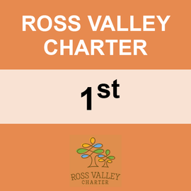 ROSS VALLEY CHARTER | 1ST GRADE <br/> WEDNESDAYS | VEGETARIAN <br/> PIZZA FROM STEFANO'S PIZZERIA