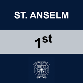 ST. ANSELM | 1ST GRADE <br/> THURSDAYS | VEGETARIAN <br/> Pizza from Stefano's Pizzeria