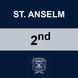 ST. ANSELM | 2ND GRADE <br/> FRIDAYS | VEGETARIAN <br/> PIZZA FROM STEFANO'S PIZZERIA