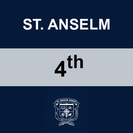 ST. ANSELM | 4TH GRADE <br/> TUESDAYS | WHEAT FREE <br/> << NO SERVICE DAY >>