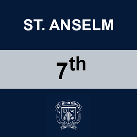ST. ANSELM | 7TH GRADE <br/> TUESDAYS | WHEAT FREE <br/> << NO SERVICE DAY >>