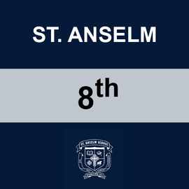 ST. ANSELM | 8TH GRADE <br/> TUESDAYS | WHEAT FREE <br/> << NO SERVICE DAY >>