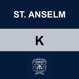 ST. ANSELM | KINDERGARTEN <br/> TUESDAYS | WHEAT FREE <br/> << NO SERVICE DAY >>