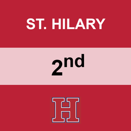 ST. HILARY | 2ND GRADE <br/> MONDAYS | TRADITIONAL <br/> TERIYAKI CHICKEN