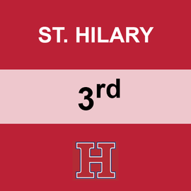 ST. HILARY | 3RD GRADE <br/> MONDAYS | WHEAT FREE <br/> Chicken Apple Sausage and Mashed Potatoes