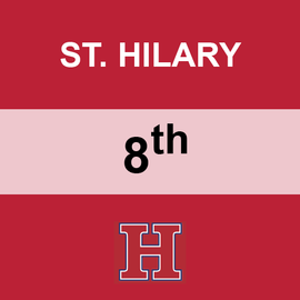 ST. HILARY | 8TH GRADE <br/> WEDNESDAYS | TRADITIONAL <br/> << NO SERVICE DAY >>