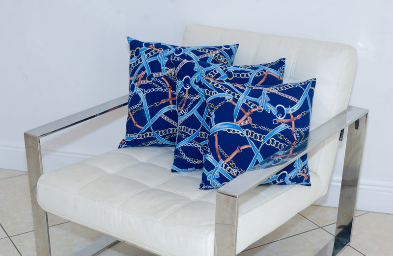 High Quality Pillows Covered With Silk Scarf Fabric - HTRAILZ