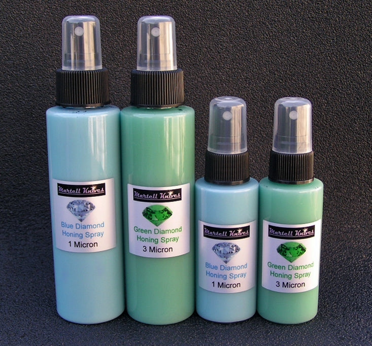Diamond Honing/Stropping Spray