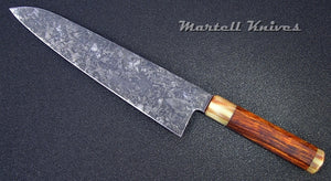 240mm Wa Gyuto in 52100 - Professional