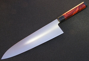 "250mm Wa Gyuto - ""Copper"" Poly Acrylic - CPM154"