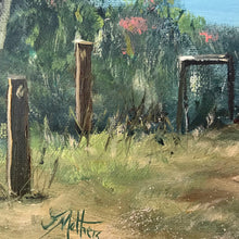 corbett street yeppoon  |  50x50cm  |  original oil painting