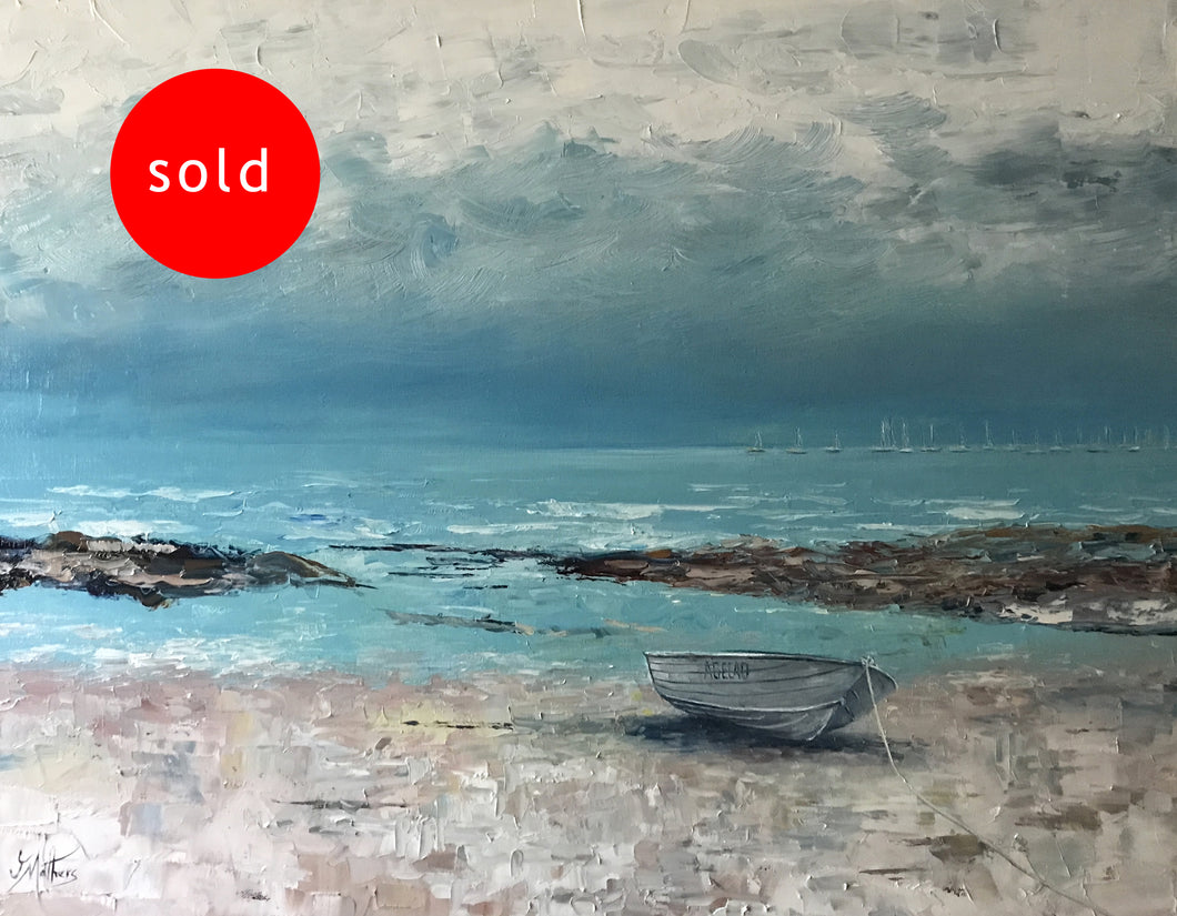 so airlie  |  76x61cm  |  original painting SOLD