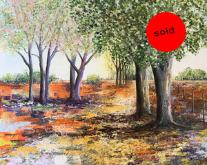 i know the way  |   original oil painting SOLD