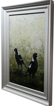 we are magpies  |  60x90cm  |  original oil painting SOLD
