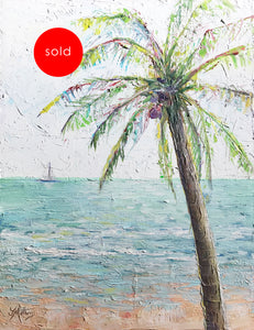 pale blue day  |  30x40cm  |  original painting SOLD