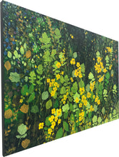 the wild patch  |  152x101cm  |  original painting