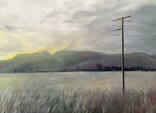 north of bajool |  102x76cm  |  original painting