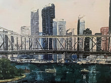 PRINT: over the story bridge  |  100x50cm - from original