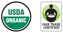 USDA Organic & Fair Trade Certified