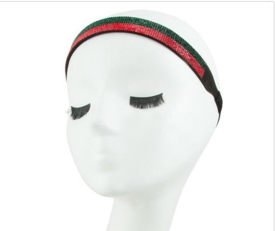 G Stripe Small Headband