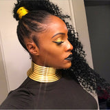 Egyptian Gold Choker Necklace