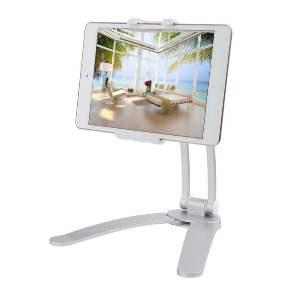Wall & Desk Tablet or Phone Stand
