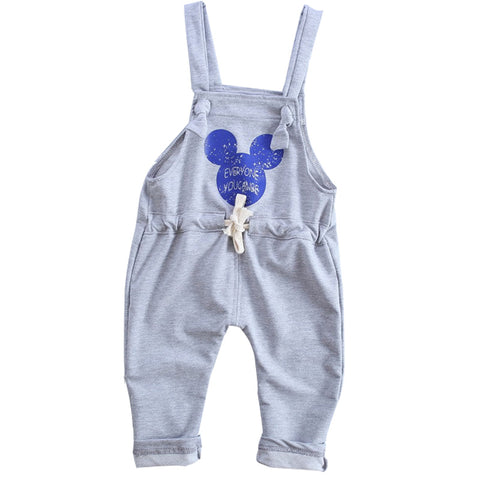 spring new Korean fashion cotton baby pants