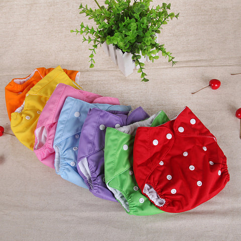 Reusable Baby Cloth Nappies Infant Nappy Cloth