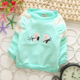 Infant Babi Long Sleeve Loose Cute Deer Snowflake
