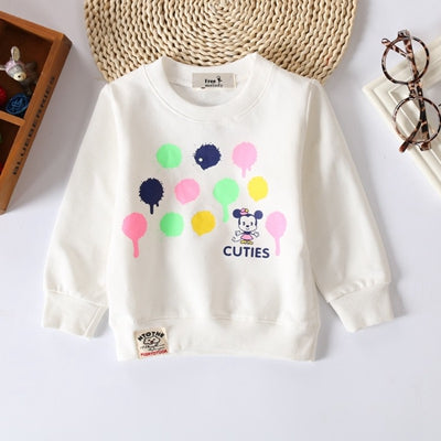 Baby Toddler  Spring Autumn Tops  Fashion  Audel