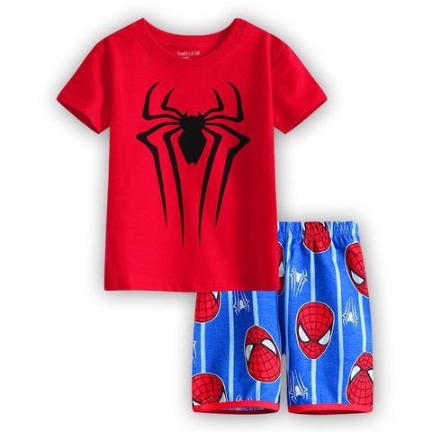 New Children's Sleeping Set Pyjamas Baby Sleepwear