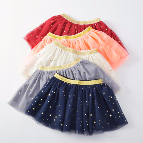 Baby Skirts For Girls Pettiskirts Tutu Five Stars