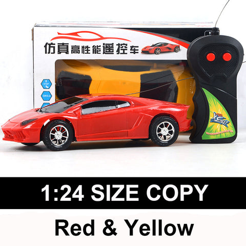 Electric 2CH Remote Control Car 1:24 Lamborghin