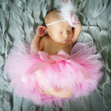 Baby Tutu Clothes Skirt Newborn