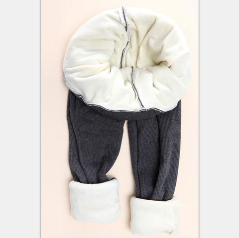 Maternity Clothes Winter Adjustable High Elasticity Maternity Leggings