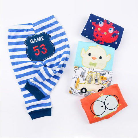 PP pants baby trousers kid wear 5 pieces