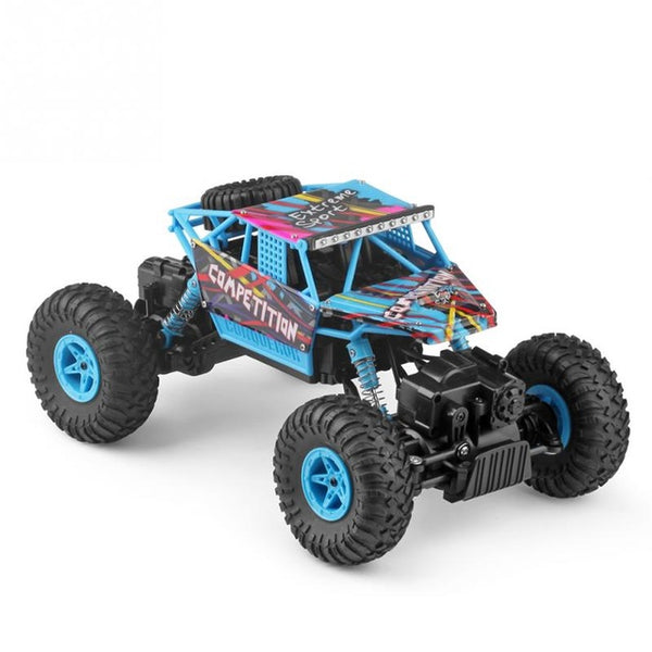 1:18 Electric RC Car Toy Four-wheel Drive