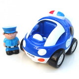 Race Baby Car Radio Control Music wireless steering