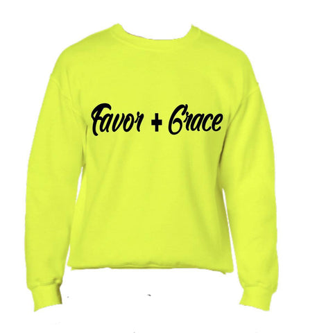 FAVOR & GRACE: Bright Lights edition