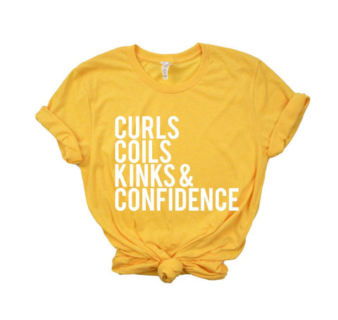 Curls Kink Coils & Confidence