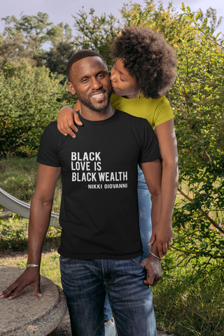 Black love is Black Wealth