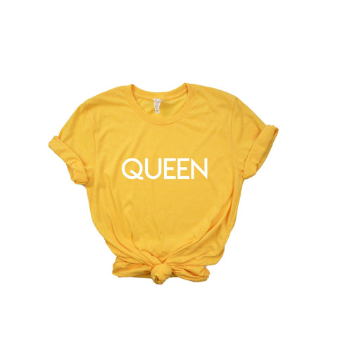 QUEEN: YELLOW is for MELANIN