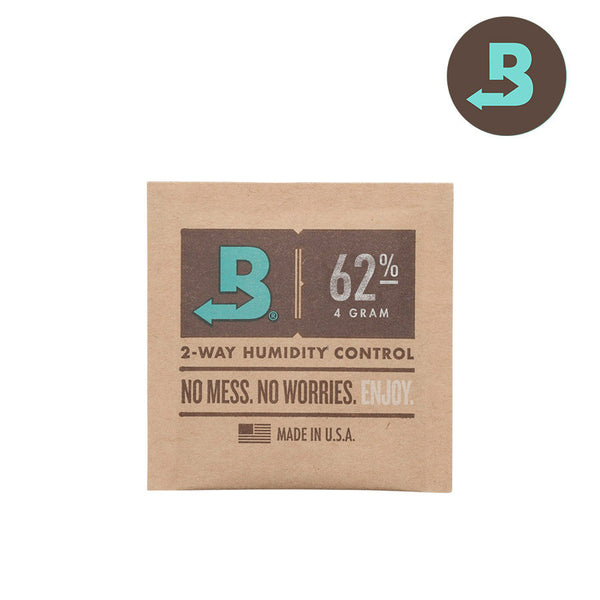 Boveda 4G Humidity Control Pack - 1/Pack - 62%