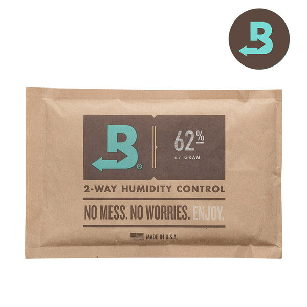 BOVEDA 67G HUMIDITY CONTROL PACK - 62%
