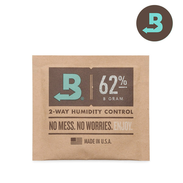 Boveda 8G Humidity Control Pack - 1/Pack - 62%