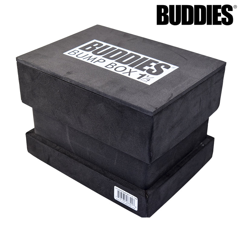 Buddies Bump Box Filler for 1 1/4 Size Pre Rolled Cones - Fills 34 Cones Simultaneously