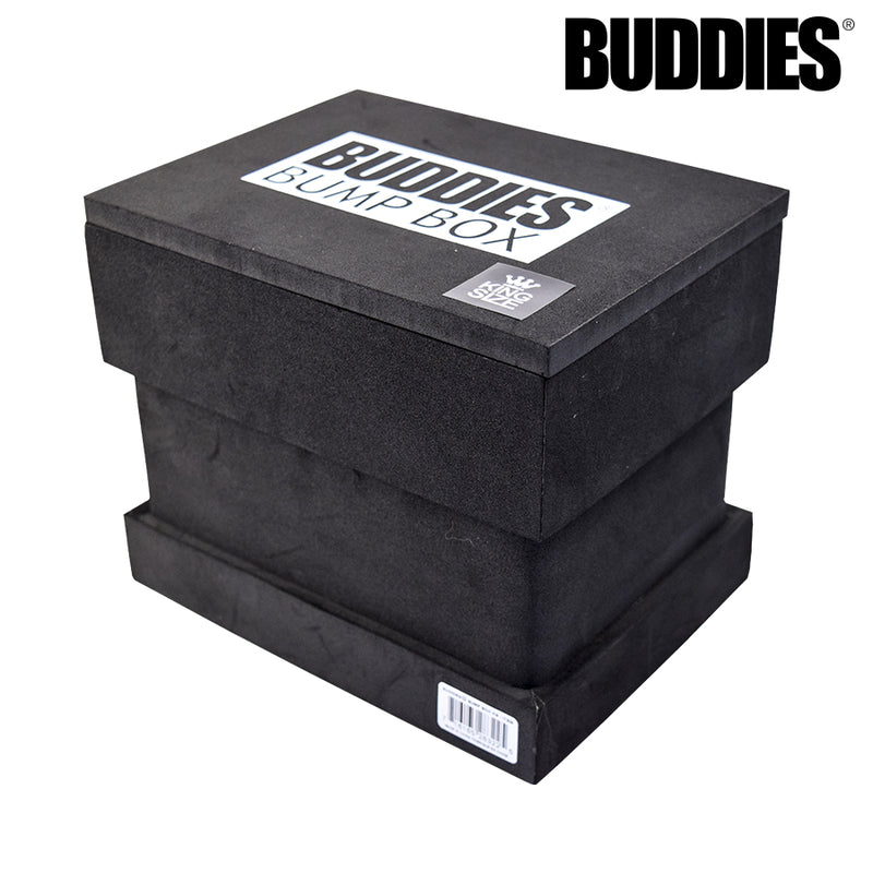Buddies Bump Box Filler for King Size Pre Rolled Cones - Fills 34 Cones Simultaneously