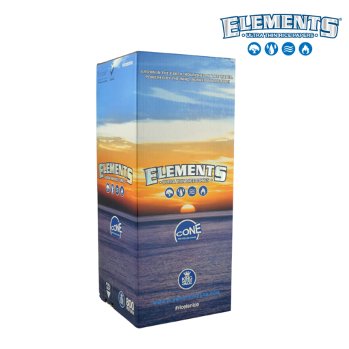Elements Ultimate Thin Cones Pre-Rolled King Size Box 800