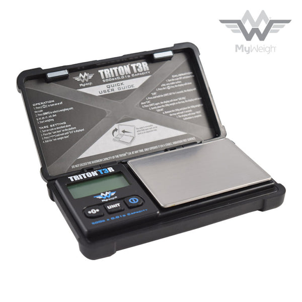 My Weigh Triton T3 Rechargeable Digital Scale 500G x 0.01G